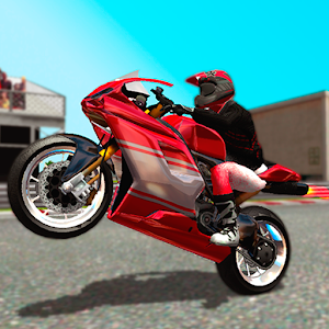Speed Bike Ride for PC and MAC
