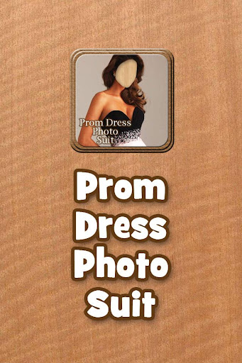 Prom Dress Photo Suit
