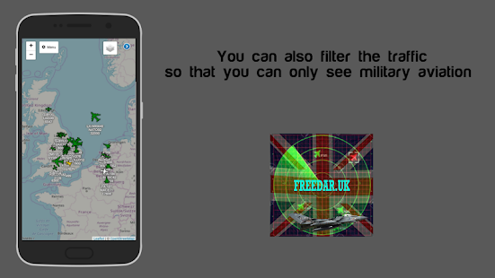 Download Freedar.uk | Live Aircraft Tracker For PC Windows and Mac apk screenshot 4
