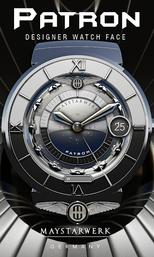 Patron Watch Face