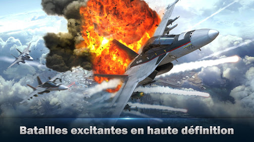 Gunship Battle Total Warfare  captures d'u00e9cran 2