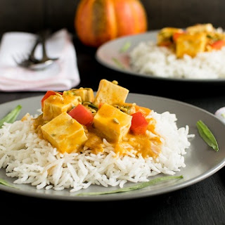 Tofu Pumpkin Curry Recipe