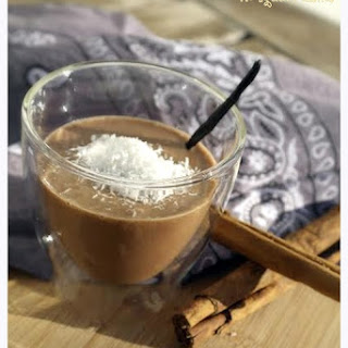 Coquito con Nutella (Puerto Rican holiday-drink)
