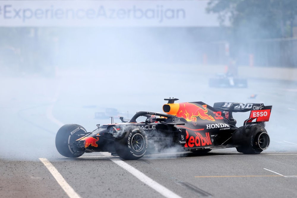 Verstappen not satisfied with Pirelli blowout explanation