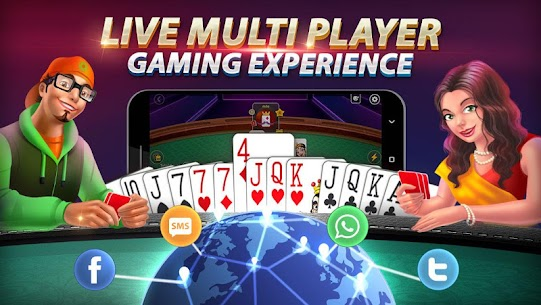 Rummy Online King – Free Online Card & Slots game App Download For Android and iPhone 8
