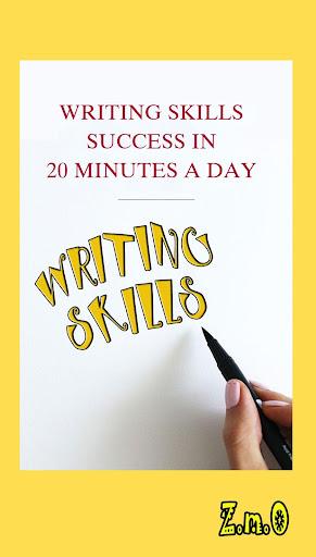 WRITING SKILLS SUCCESS A DAY