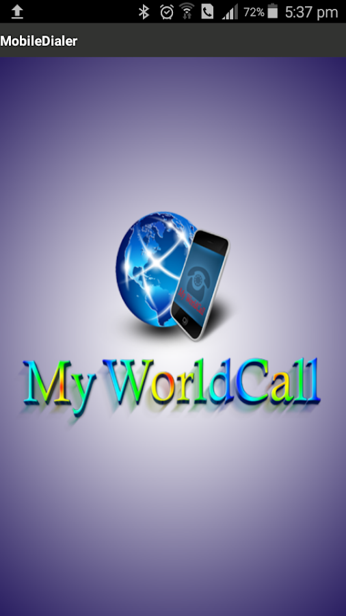 Myworldcall- screenshot