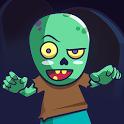 Nom Nom Zombie : Kill & Survive icon