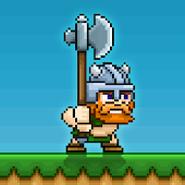 Pixel Axe (no Golden Axe ;)