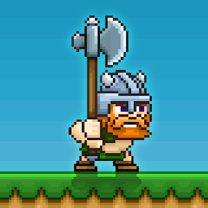 Pixel Axe (not Golden axe ;)