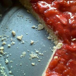Raw Cherry Tart.