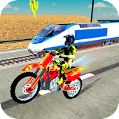 Tricky Bike Vs Train Racing Fun Android APK Download Free By Glorious Games Inc
