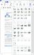 screenshot of Hancom Space - Cloud Office