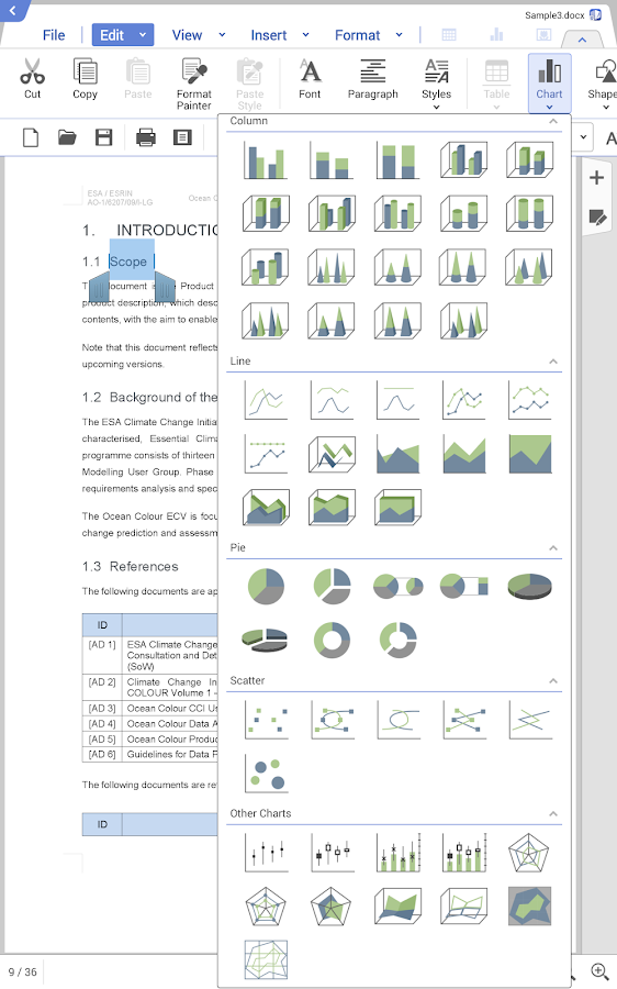 Netffice 24 - Cloud Office- screenshot