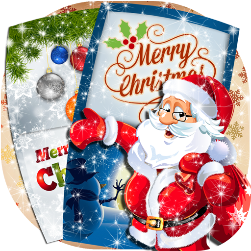 christmas greeting cards new year card maker - Christmas Photo Card Maker
