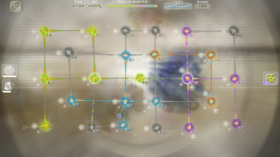 Gelluloid: Bio War Strategy Screenshot 3