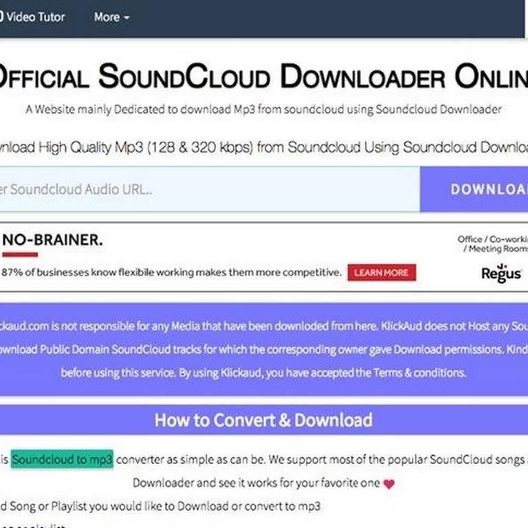 soundcloud song downloader