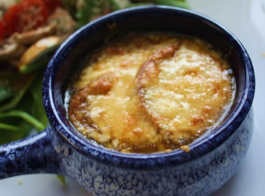 Test Kitchen French Onion Soup