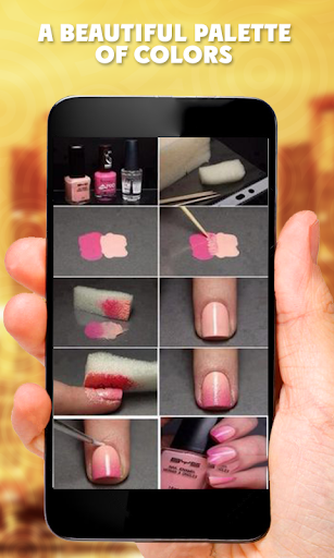 Saturated Manicure Guidebook