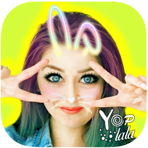 Yoplala Camera Face Filter, Sticker, Selfie editor