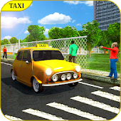 Taxi Game: Real Taxi Sim