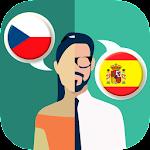 Czech-Spanish Translator Icon