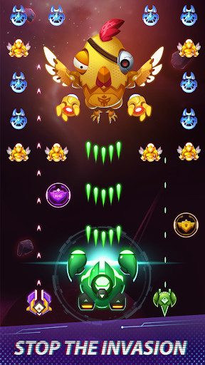 Galaxy Attack - Space Shooter 2020 android2mod screenshots 7