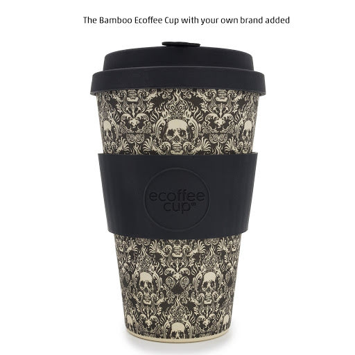 Custom Printed Reusable Thermal Coffee Cups