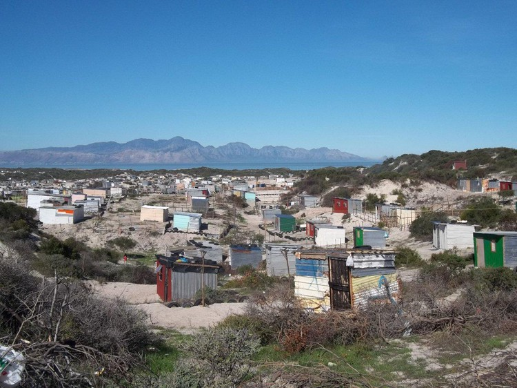 Former backyarders who moved to Ndlovini informal settlement in Khayelitsha say they're much better off now.