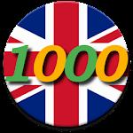 1000 words - English