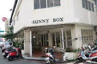 陽光盒子咖啡簡餐