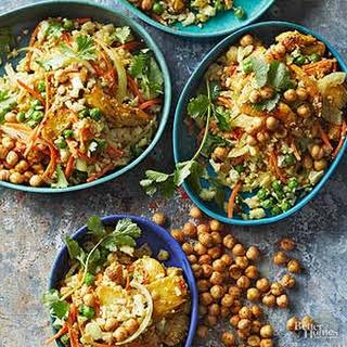 Fried Cauliflower Indian Recipes.