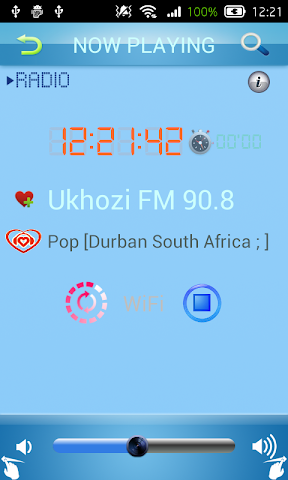 android Zulu Radio Screenshot 0