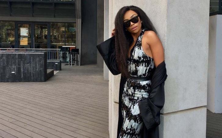 Bonang Matheba is focusing on her career at the moment.
