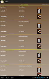 GPS Direction Screenshot 14