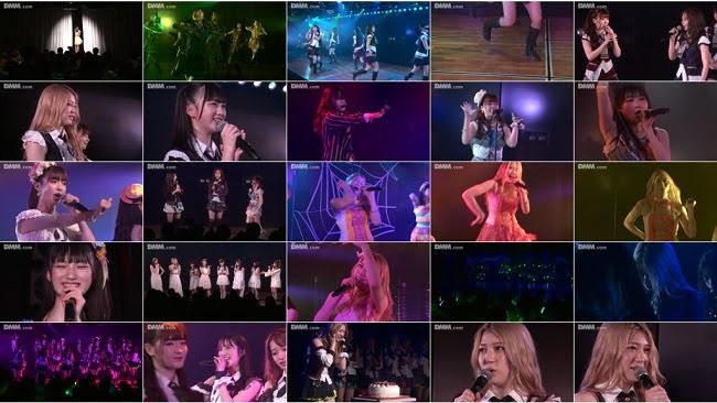 200219 (1080p) AKB48 込山チームK「RESET」公演 茂木忍 生誕祭 DMM HD