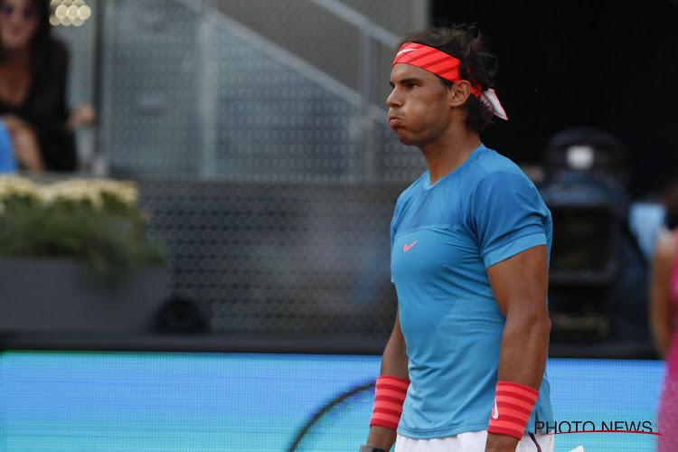 Tiende eindzege laat nog even op zich wachten: Rafael Nadal verrast door dappere Argentijn