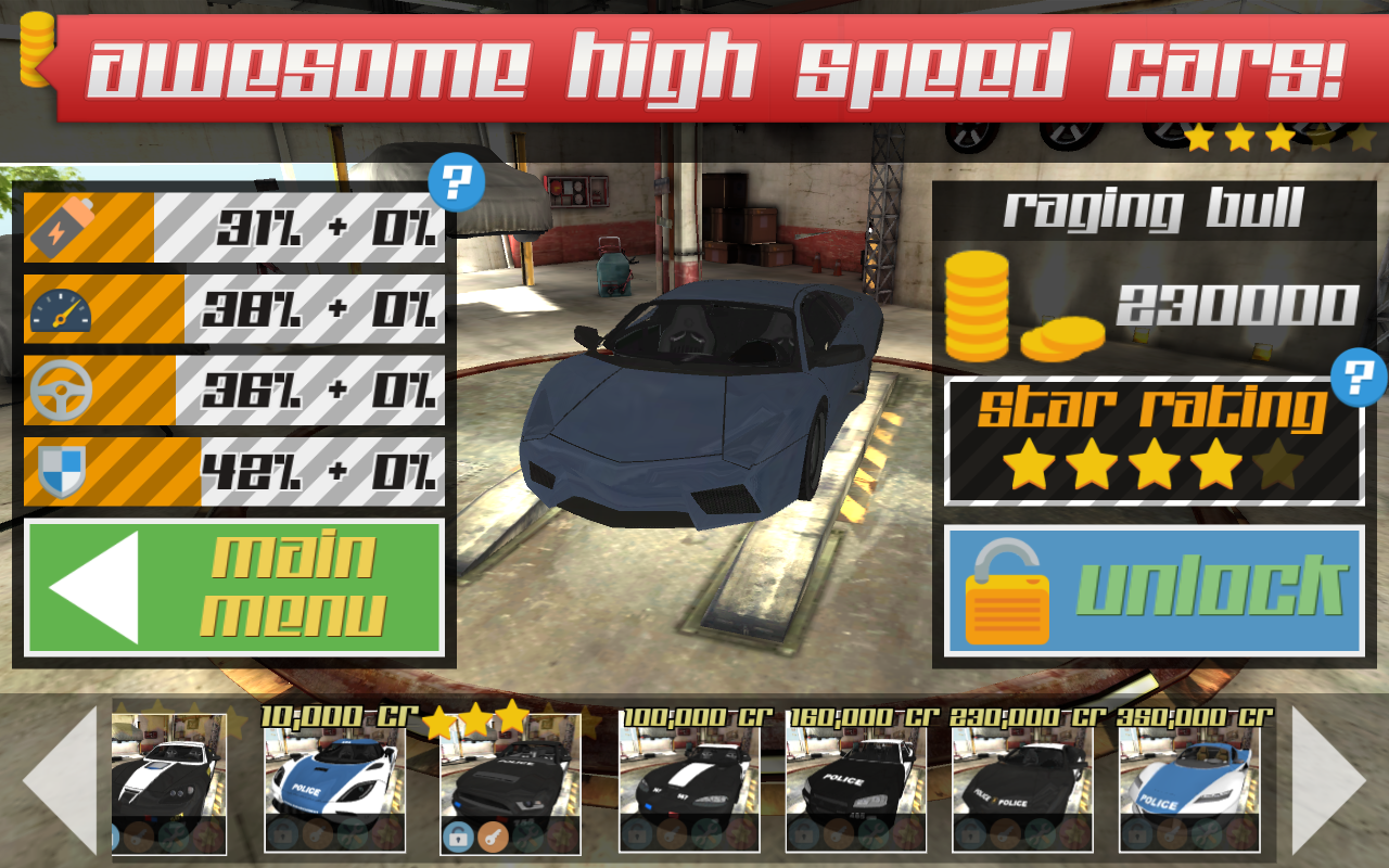 Street Racing Car Driving 3D- screenshot