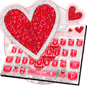 Shiny Love Keyboard