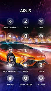 Luxury cool passion sports car– APUS theme - náhled