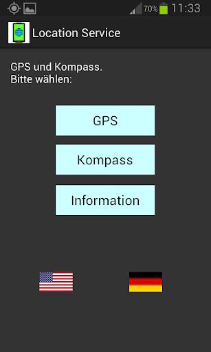 Location Service  screenshots 1