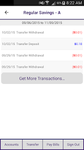 Inspire Federal Credit Union screenshot 2