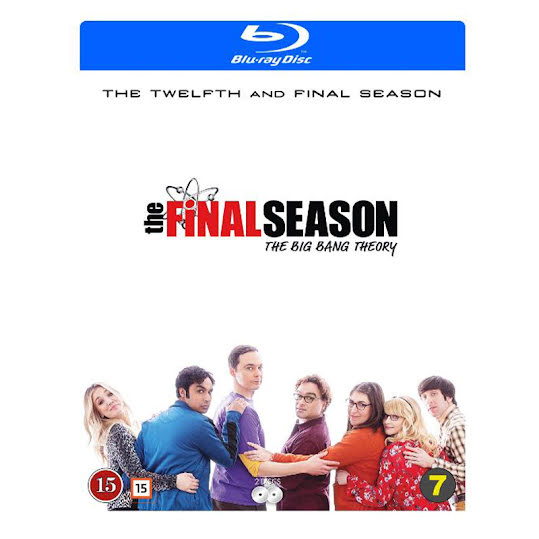 The Big Bang Theory - Season 12 (Blu-ray)