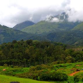 by Vijayendra Venkatesh - Landscapes Mountains & Hills