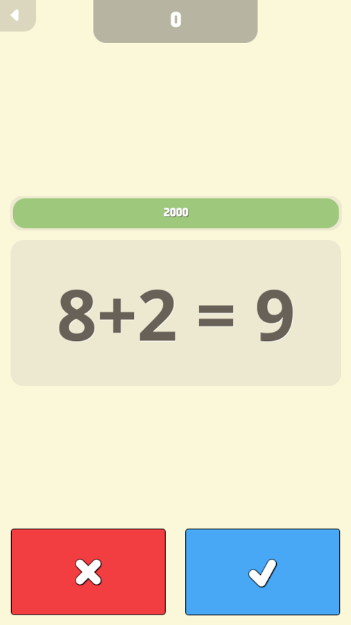 Number Ninja - Math Workout- screenshot