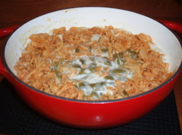 Guilty Green Bean Casserole Recipe