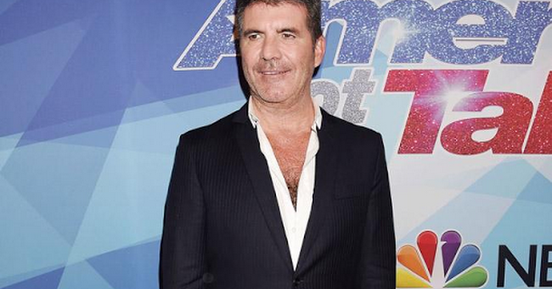 Simon Cowell a fan of binging on cartoons