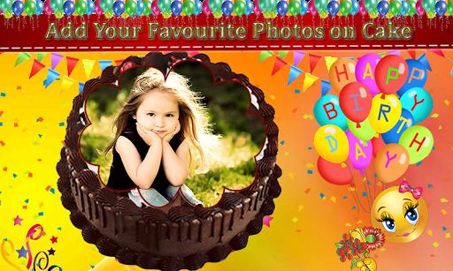 Happy Birthday Cake: Name and Photo On Cake 1.4 screenshots 6