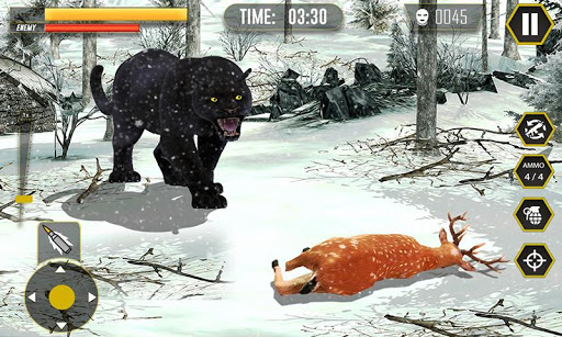 Wild Animals Hunter Sniper Animal Shooting Games App Report on