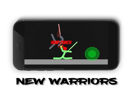 Stickman Warriors 2 Epic - náhled